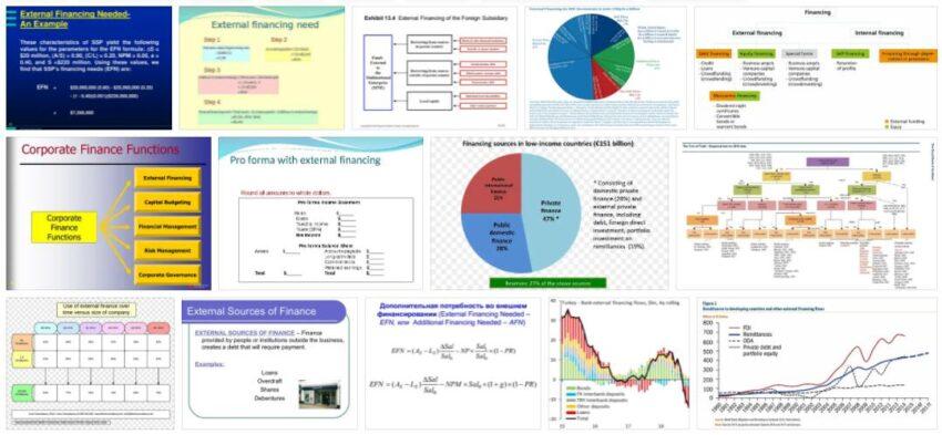 External Financing 1