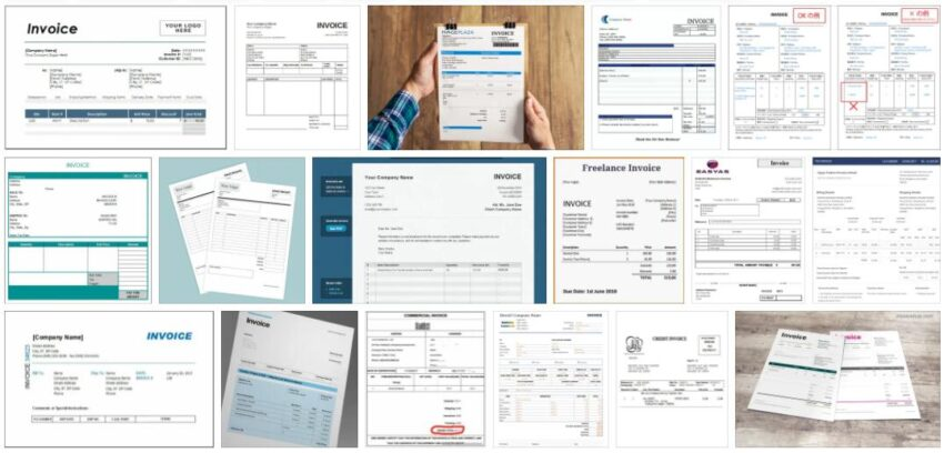 Invoice Filing 1