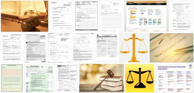 Legal Form 3
