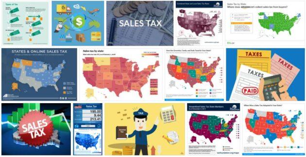 Import Sales Tax